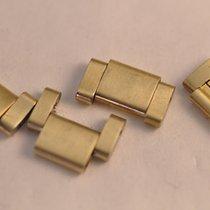 Omega 1153 Link Gold Plated Bracelet New Old Stock