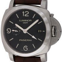 Panerai : Luminor 1950 3 Days GMT :  PAM 320 :  Stainless...