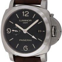 Panerai : Luminor 1950 3 Days GMT :  PAM 320 :  Stainless...