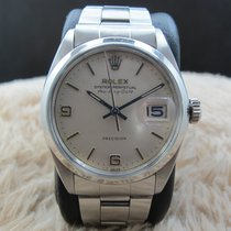 롤렉스 (Rolex) AIR KING DATE 5700 with Original Cream Explorer...