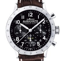 Auricoste Steel 42mm Automatic A52NP new