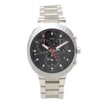 Rado d-star xl chronograph r15937153 42 mm quartz acier watch