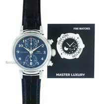 IWC Da Vinci Chronograph IW393402 2020 новые