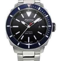 Alpina Seastrong Acero 44mm