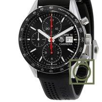 TAG Heuer CARRERA CALIBRE 16 Chronograph Automatic Black...