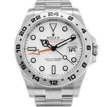 劳力士  216570  Exxplorer II  White Dial