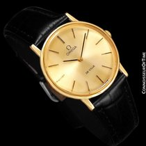 Omega De Ville (Submodel) pre-owned 32mm Gold/Steel