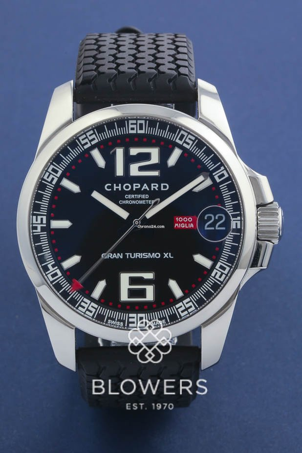 89213381645 Chopard Mille Miglia - Todos os preços de relógios Chopard Mille Miglia na  Chrono24