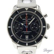 fcb38a2f3fb Relógios Breitling Superocean Héritage usados