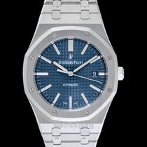 Audemars Piguet Steel Automatic 15400ST.OO.1220ST.03 new