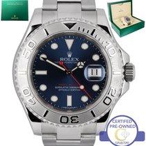 Rolex 2012 Rolex Yacht-Master Rhodium 116622 Stainless...