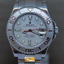Rolex Yacht-Master Steel 35mm Silver No numerals Singapore, Singapore