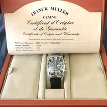 Franck Muller Chronograph 55.4mm Automatic 2008 pre-owned Casablanca Black