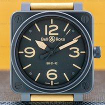 Bell & Ross BR-01-92-S Limited BR-01-92-S Limited PVD Limited...