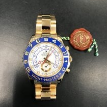 Rolex Yellow gold Automatic 44mm 2013 Yacht-Master II