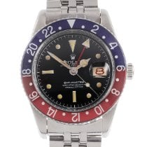 Rolex 6542 Steel GMT-Master 39mm