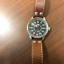 Laco Steel 42mm Quartz pre-owned