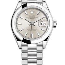 Rolex Silver new Lady-Datejust