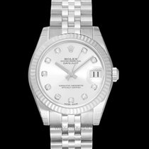 Rolex Lady-Datejust White gold 31mm Silver United States of America, California, San Mateo