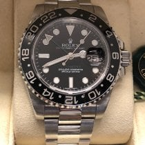 Rolex 116710LN Steel 2015 GMT-Master II 40mm pre-owned United States of America, California, Grass Valley