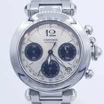 Cartier Pasha C Steel 35mm Silver United States of America, New Jersey, Long Branch