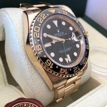 Rolex GMT-Master II 116718LN 2009 pre-owned