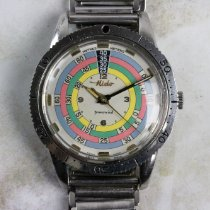 Mido Steel 38mm Automatic pre-owned