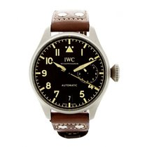 IWC Big Pilot Titanium 46mm Black