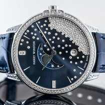 Harry Winston Midnight White gold 39mm Blue United States of America, New Jersey, Englewood