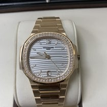 Patek Philippe Nautilus Rose gold 35.2mm White United States of America, Florida, MIAMI