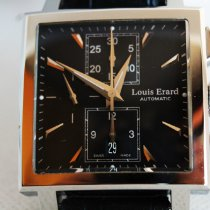 Louis Erard Steel 39mm Automatic pre-owned