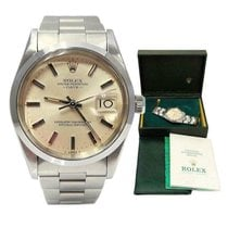 Rolex 15000 Steel 1981 Oyster Perpetual Date 34mm pre-owned United States of America, North Carolina, Charlotte