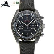 歐米茄 Speedmaster Professional Moonwatch 陶瓷 44.2mm 黑色