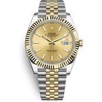 Rolex 126333 Gold/Steel 2019 Datejust new United States of America, New York, New York