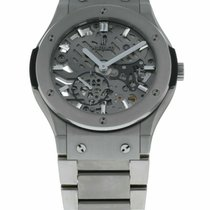 Hublot Titanium 42mm Manual winding 545.NX.0170.NX pre-owned