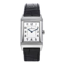Jaeger-LeCoultre Reverso Classique Steel 40.1mm Silver Arabic numerals United States of America, Pennsylvania, Bala Cynwyd