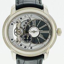 Audemars Piguet Millenary 4101 neu 2020 Automatik Uhr mit Original-Box und Original-Papieren 15350OR.OO.D093CR.01
