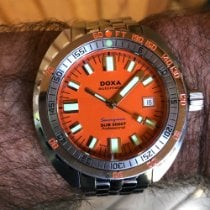 Doxa Steel 45mm Automatic 872.10.201.10 pre-owned United States of America, New York, Ulster Park