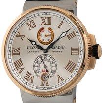 Ulysse Nardin Marine Chronometer Manufacture Gold/Steel 44mm Silver United States of America, Texas, Austin