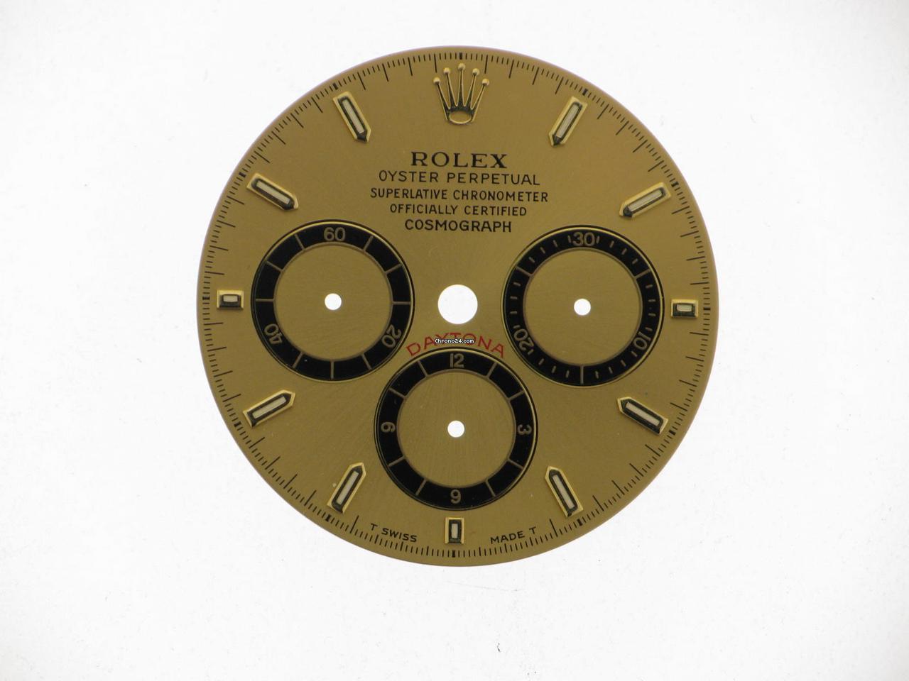 Rolex Daytona 16528 16518 16523 new