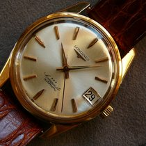 Longines Conquest Conquest Caliber 291 Automatic 18K Rosegold 1960 tweedehands