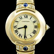 Cartier 26mm Quartz occasion Champagne