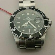 Rolex 16610 Acciaio Submariner Date