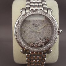 Chopard Happy Sport Snowflake Diamond / 38mm