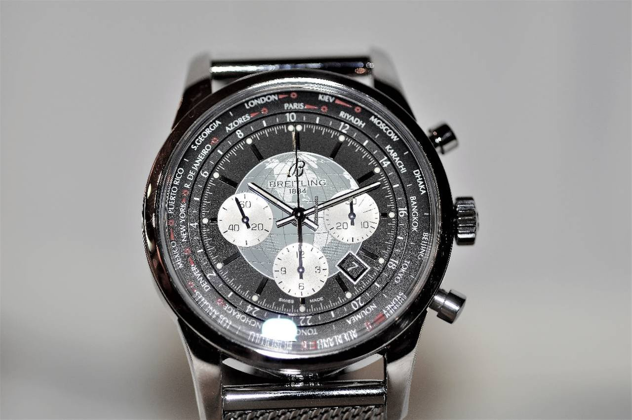 c4913d8026c Breitling Transocean - Todos os preços de relógios Breitling Transocean na  Chrono24