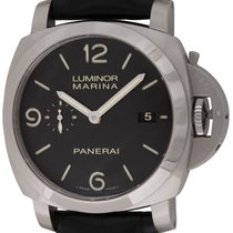Panerai : Luminor 1950 3 Days Automatic :  PAM 312 :  Stainles...