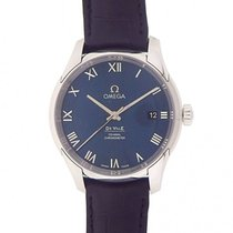 Omega De Ville Stainless Steel Automatic Men's Watch 431.13.41...