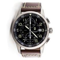 Victorinox Swiss Army Victorinox  Airboss Chronograph Black...
