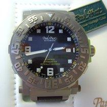 Paul Picot Tytan 43mm Automatyczny Compass 851 TG nowość