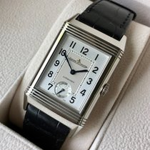 Jaeger-LeCoultre Grande Reverso Night & Day Steel 27.8mm Silver United States of America, California, Calabasas